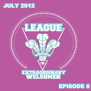 MATTY KIRKE'S LEWM ADVENTURE JULY 2012
