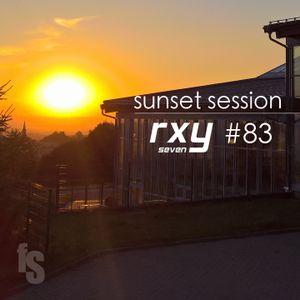 freshSounds sunset session #83 - rxy7