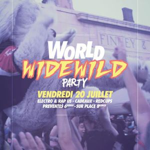 FACE A FACE B WORLDWIDE WILD PARTY