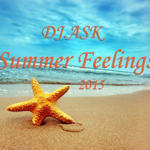 DJ.ASK - Summer Feelings 2015 [PROMO]