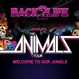 FLiP - Back 2 Life Miami Teaser Mix