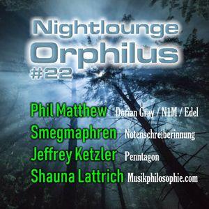 Phil Matthew @ Orphilus Nightlounge #22 (31.12.2018)