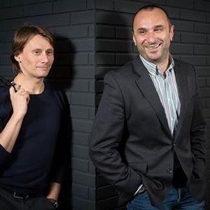 14 februarie 2017. Marius FM, cu Marius Manole si Marius Tuca