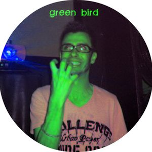 mahrcioMNMLsantoz mix  - GREEN BIRD