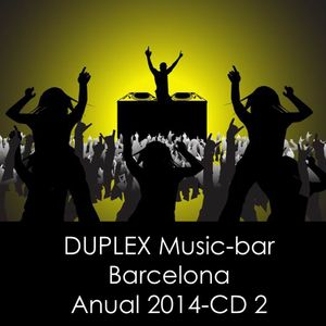 Dj IXMATRIX, DUPLEX Music-bar, Barcelona, Anual 2014-CD-2