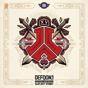 Dillytek | Defqon.1 Festival Australia 2017 | UV