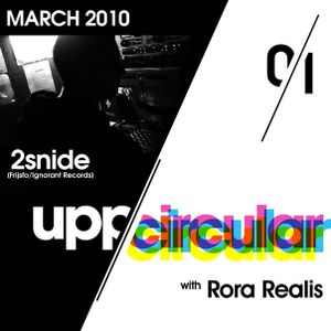 Upp/Circular podcast 01 - Featuring Rora Realis and 2snide