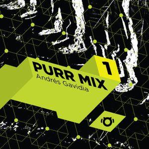 Purr Mix 1: Andrés Gavidia