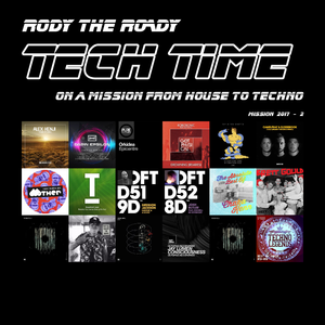 Rody The Roady - Tech Time - 2017 - 2