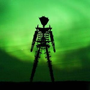 Aurora Borealis - Toronto Burning Man Decompression 2013 - www.mentalfloss.ca