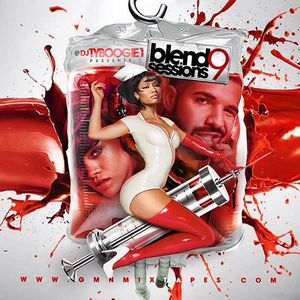 DJ Ty Boogie-Blend Sessions 9 [Full Mixtape Download Link In