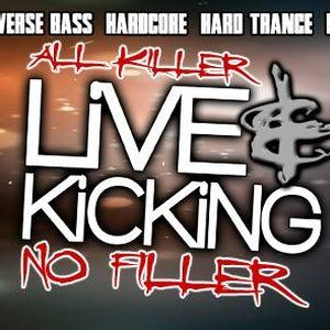DJ Chaos, MC Buncey B & MC Clarkie @ Live & Kicking, Boom Bar, Hull 12-9-14
