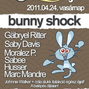 2011.04.24@Live at GyöngyBowling, (Sabee & Saby Davis & Gäbryel Ritter)