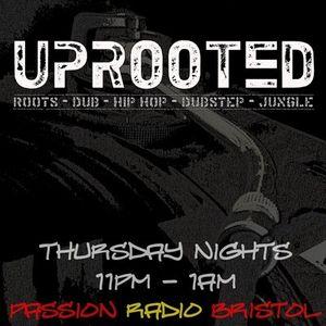 Uprooted 24/11 Part 4 Dubstep Reggae alternative mix Dj Staf and Tenja