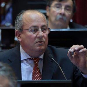 @Juancmarino con @HugoE_Grimaldi (Senador Nacional UCR Cambiemos La Pampa) Periodismo A Diario
