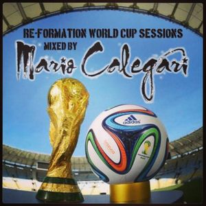 Frequencia Presents: RE-Formation World Cup Sessions