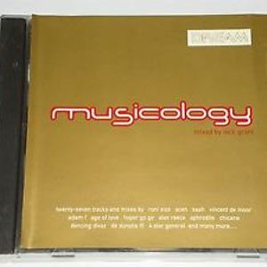 Nick Grant - Musicology (1997)