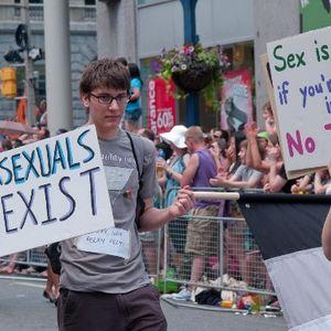 Entrevista a la sexóloga Mariana Kertz , sobre la asexualidad #LaNube