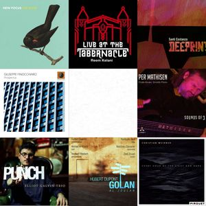 New Modern Jazz from Europe - first broadcast August 17th