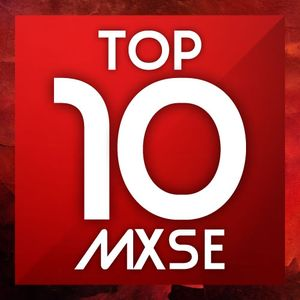MXSE TOP 10 AUGUST 2013
