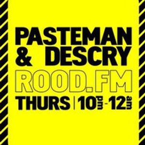 Pasteman W/ Special Guest Mak on Rood.Fm 27/05/2011