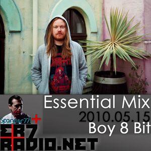 Boy 8 Bit - BBC Essential Mix (2010-05-15)