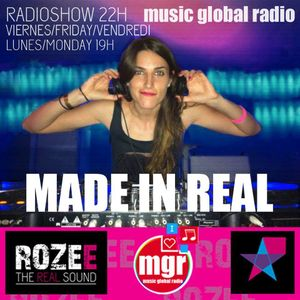 MADE IN REAL RADIO SHOW #43-REAL MIX 2013 PART 1