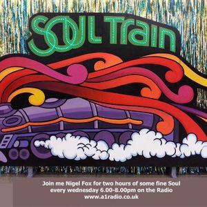 Soultrain on a1 Radio 22.11.17