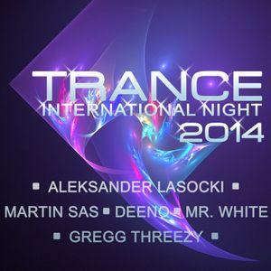 Warm-up set @ Trance International Night 2014 (28.02.2014 Pralnia, Szczecin)