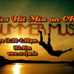 Katies Hit Mix Show 6 (8.6.13) on CRCfm
