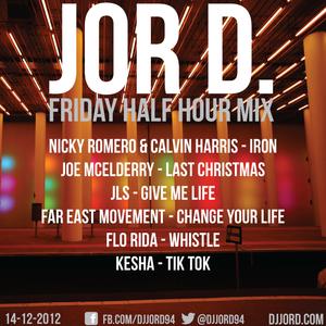 Friday Half Hour Mix 14-12-12