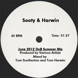 Sooty & Harwin DnB Mix (June 2012)