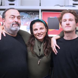 Language of Sound with Alessia Avallone, Gigi Masin and David August // 29-05-19