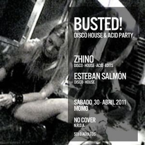 Esteban Salmon: BUSTED! Party 001