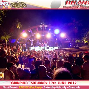 INTRO FROM GREASE TO BLACK EYED PEAS - Saturday 17.06.2017