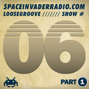 Loosegroove on SpaceInvaderRadio: The Purple Mix pt 1