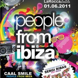 PEOPLE FROM IBIZA Mix (Jun 2011)