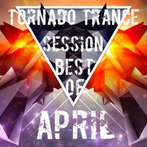 TORNADO TRANCE PODCAST #05 Top 25 of April 2014