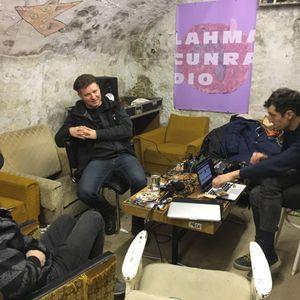 MMN radio / Lahmacun [2019.01.22]: NYXA, Panoramic Barrier, Maxi chat / Schwefelgelb promo