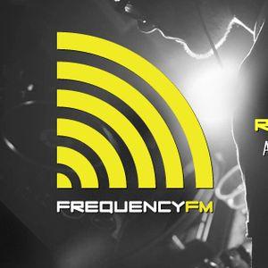 Frequency FM - Rekah & Harks MC with IMAJIKA 20.09.2016