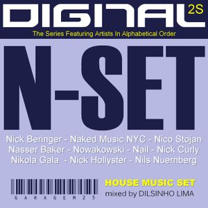 DIGITAL 2S (N-SET) - @djdilsinholima