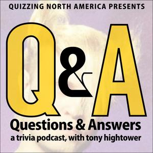 Q&A Trivia Podcast: Iran, I Ran So Far Away