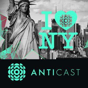 AntiCast 96 –Seja designer em NY