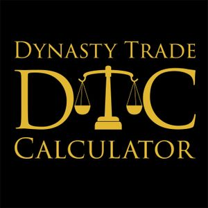 Dynasty Trade Calculator Podcast #9