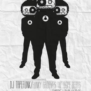 Tapefunk - Funky Grooves & Dope Beats|Milk & Chocolate Web Radio|SUN9MAR