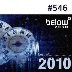 Below Zero Show #546