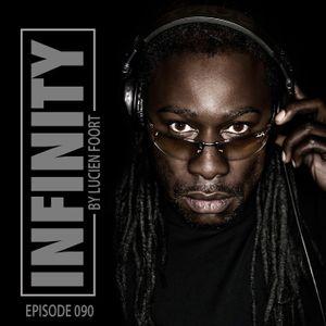 Episode 090 - Infinity Radio by Lucien Foort
