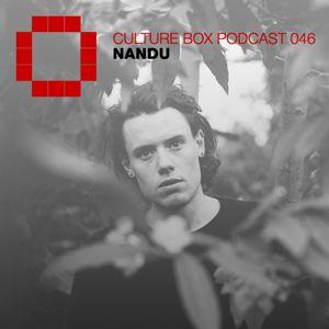 Culture Box Podcast 046 - Nandu