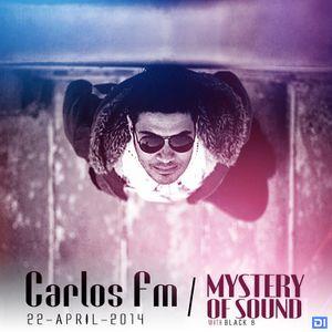 Black 8 - Mystery Of Sound Episode 011 (April 2014) guest Carlos FM @DI.FM