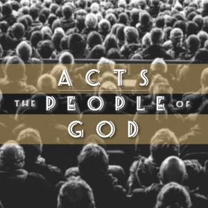 God's Sovereignty in the Midst of Stress - Acts: The People of God